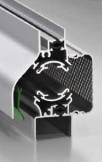 Ventilatieroosters van Duco, Renson, Aralco en buva kunnen uitgevoerd worden als een tonnetje of als een vlak rooster. Bij Kozijncompany wordt een tonnetje meestal van het merk Duco geleverd.